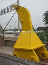 PC450 excavator ripper attachment