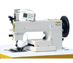 Keestar 204-107 Heavy duty electronically programme controlled pattern sewing machine, rope specialized