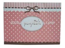 coated paper gift bag