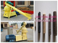 Biomass Briquette Machine Use of Raw Material Coconut