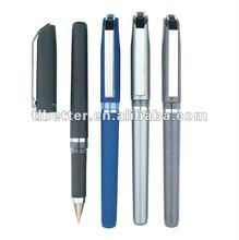 New Rubber gel ink pen