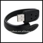 OEM Logo Wristband USB flash drive USB stick