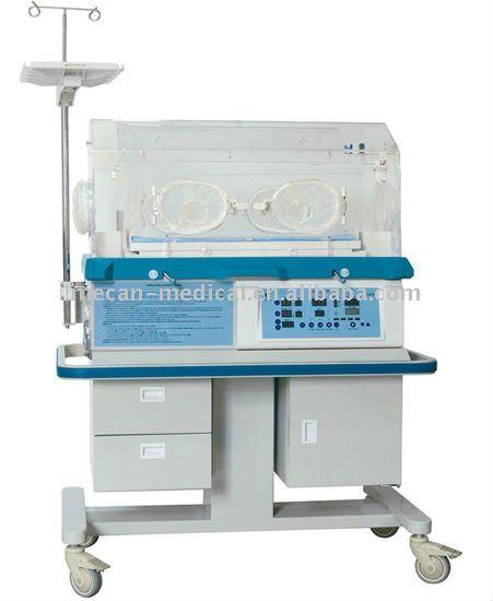 Médicaux incubateur avec mode aérien et le mode bébé contrôléechargeur/mcf-p97