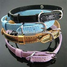 2015 pet jewelry pink dog collar pet collar