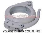 concrete pump spare parts for pipe snap coupling