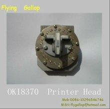 original cabezal de la impresora para oki 8370