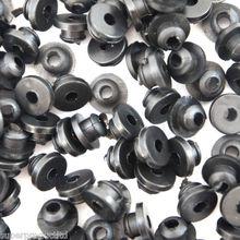 Tattoo Needle gun Machine Armature Bar A-BAR Nipple Grommets supplies Black