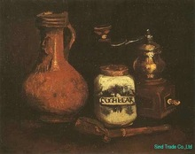 van gogh oil painting still life from xiamen factory