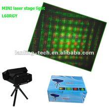 Professional Stage light /Mini Laser Light for dj disco