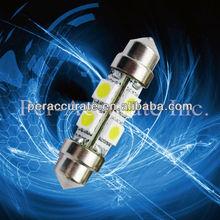 White wedge led 360 degree led light 5050 festoon