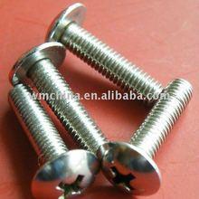 International standard metal bolts nuts