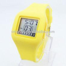 multifunctional digital rainbow watch with best selling design