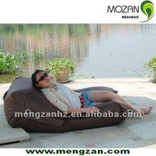 Waterproof outdoor bean bag furniture