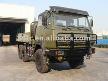 SHACMAN off-road military quality truck