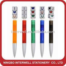 Magic Cube Pen,puzzle pen,promotional ball pen