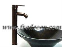Elegant Bathroom Basin and Mixer Combo