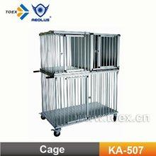 Assembled Aluminum Alloy Pet Cage KA-507