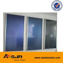 EN12975 Pressuried Flat plate solar collector