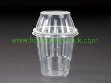 Disposble Plastic Ice cream Sundae Cup