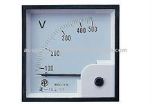 96 x 96 / 72 x 72 Analog Panel Voltmeter / Ammeter