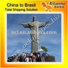 shipping agency from China to Rio De Janeiro,Brazil