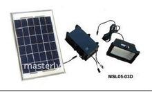 5W LED Solar Sensor Flood Light