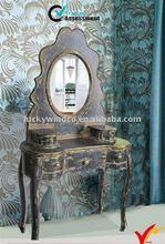 shabby chic wooden dresser