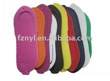 2012 latest design disposable slipper