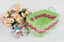 Promotion!New fashion Christmas gift basket,craft Christmas basket