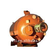 Carbon Steel & Titanium High Pressure Storage Tank