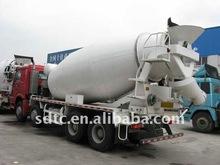 HOWO 8x4 cement mixer truck