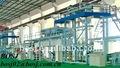 Montaje lineSteel bobina doble - que cubre línea de producción