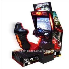 Crazy Speed amusement game and arcade machine