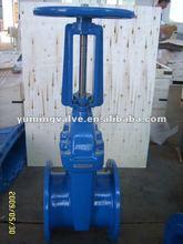 BS Cast iron rising stem gate valve