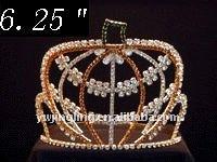 Thanksgiving day halloween pumpkin crown