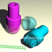 Plastic mini promotion gift roller stamp