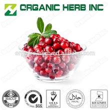 Cranberry Extract, Vaccinium Macrocarpon L., Proanthocyanidins (PAC)