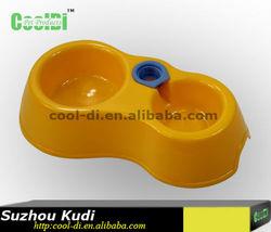Plastic water drinker, Plastic dog bowl