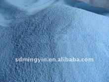 Blue Detergent powder blue color powder blue laundry powder