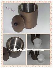 Alta calidad de aluminio cubos para bar