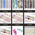 fashion 3D plastic stickers nail art accessories decoration&5050