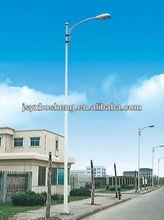 Single Arm Road Lamp Pole