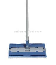 Microfiber Cleaning Flat Dust Mop Sweeper