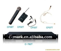 Wireless MIc System CF07T Headset Microphone