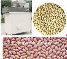 High peeling rate roasted peanut red skin peeler machine/ Peanut red skin removing machine