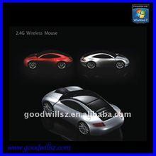 Fashional Wireless Car Mouse hitsales