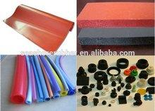 Silicone rubber