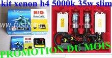 Kit xenon moto h7 12000k