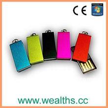Topsale Free USB Stick 2.0 with Custom Logo