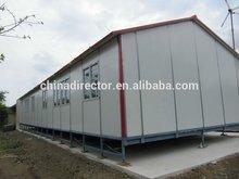 steel frame prefabricated living house plan